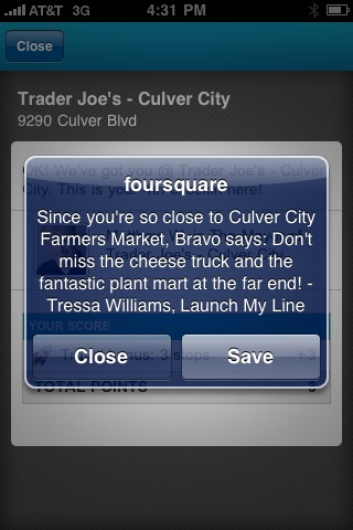 foursquare-location-based-upsell